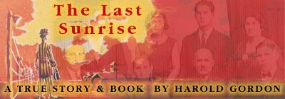 The Last Sunrise Cover Art
