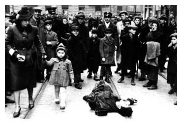 Warsaw Ghetto photo