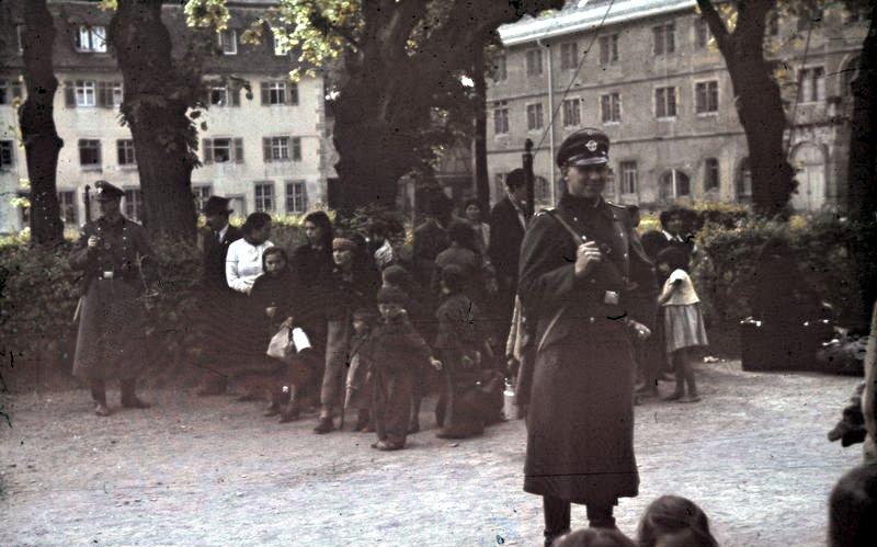Asperg Germany Deportation of Gypsies
