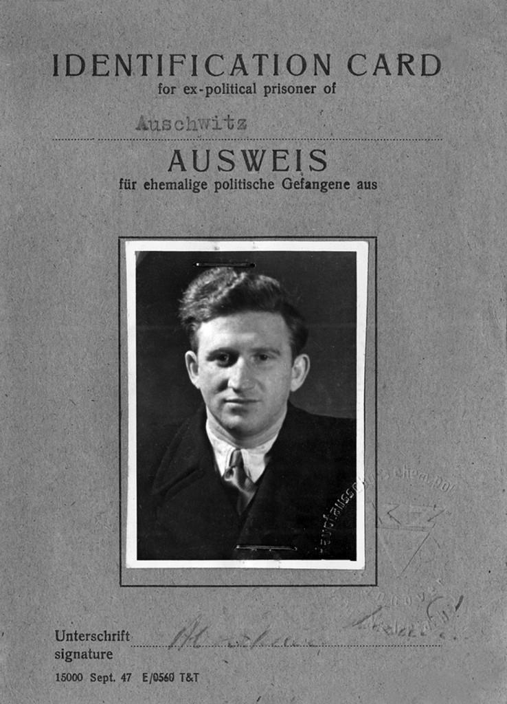 Holocaust Study Guide - Abraham Landau