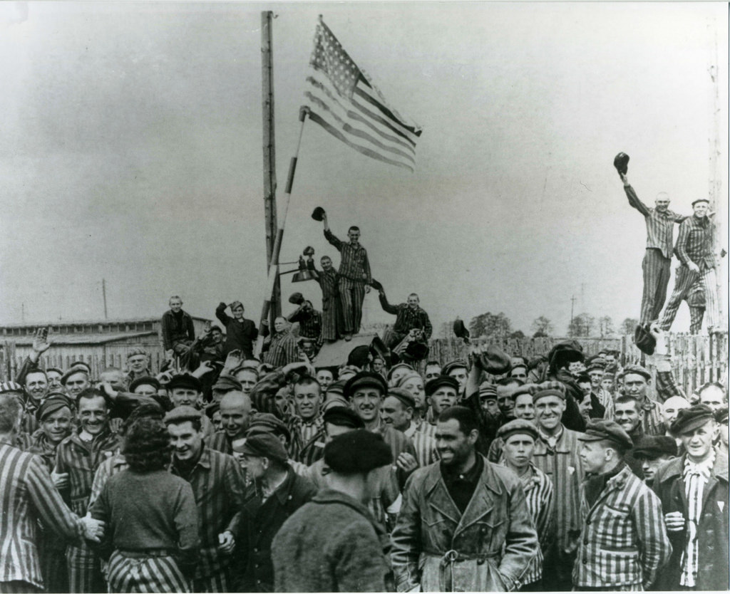 Liberation of concentration camps homosexual