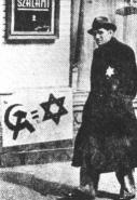 The streets of Budapest became increasingly dangerous for Jews.