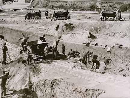 Mauthausen Quarry