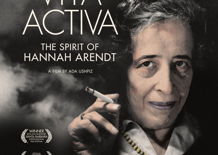 Hannah Arendt documentary – Vita Activa The Spirit of Hannah Arendt