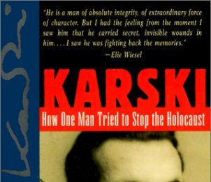 Jan Karski book - How One Man tried to stop the Holocaust