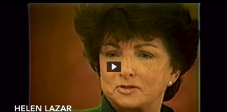 Helen Lazar Holocaust survivor testimony