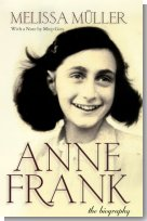 Anne Frank Book Cover