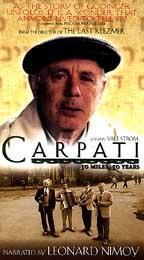 Carpati movie poster