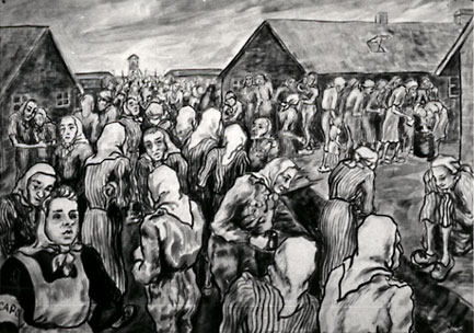 Birkenau Women's Camp