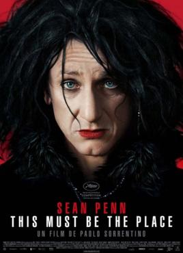 This must be the place movie with Sean Penn
