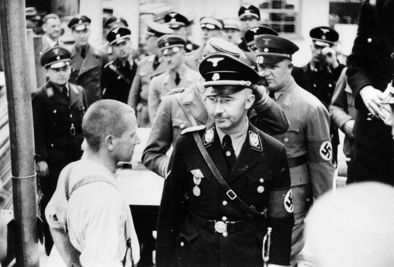 Heinrich Himmler Speech