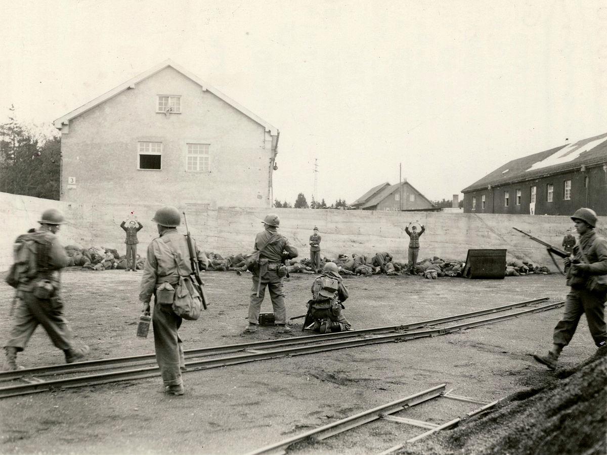 Dachau execution
