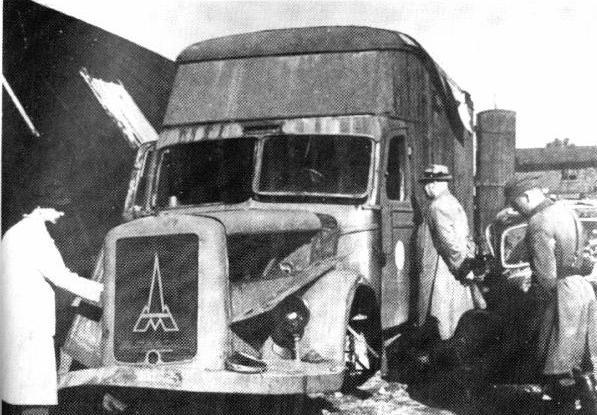 Nazi Vans.