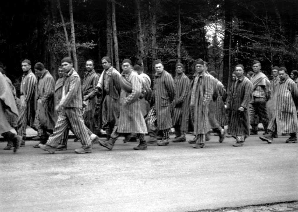 Holocaust death march