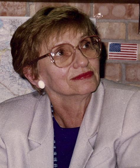 Janine Oberrotman