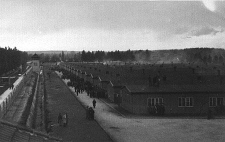 Photo 1945:  Taken by Lt. William Cowling at Dachau Liberation