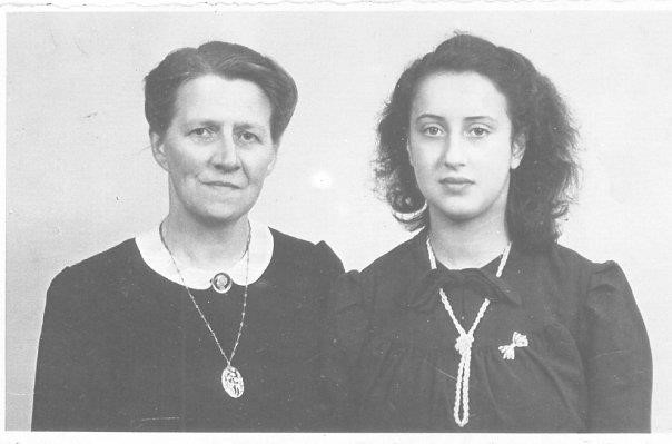 Margriet Bogaards and Elly Rodrigues