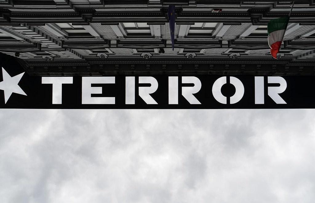 Museum of Terror - Terror Háza Múzeum - in Budapest Hungary