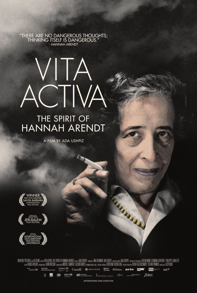 Vita ActiveaThe Spirit of Hannah Arendt