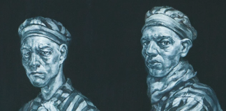 Geoffrey Laurence Holocaust Art Series