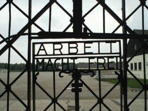 Holocaust Curriculum - the Dachau Gate