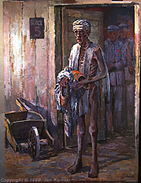 Ecce Homo - Jan Komski