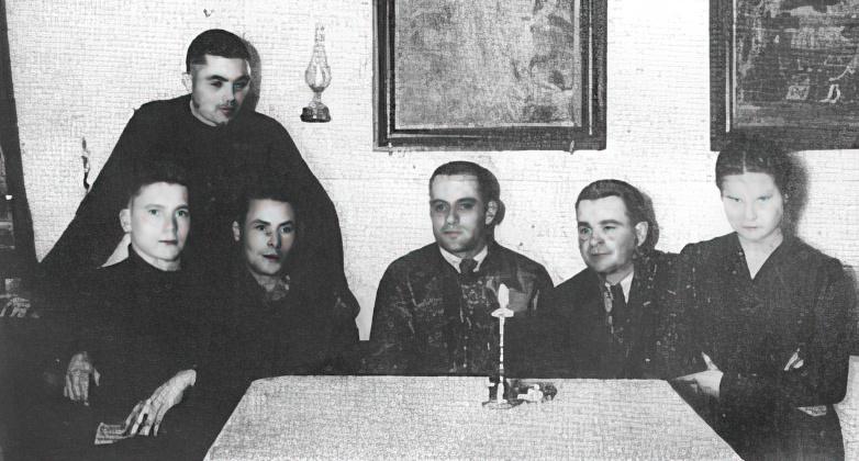 Jan Komski Auschwitz
